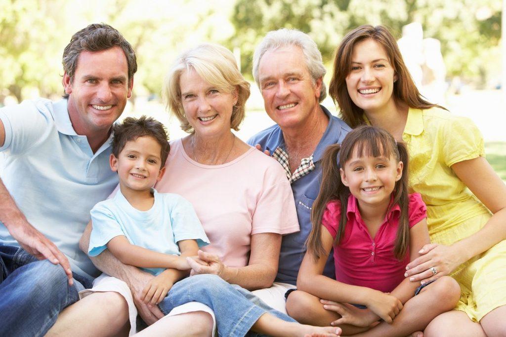 Установление факта родственных отношений