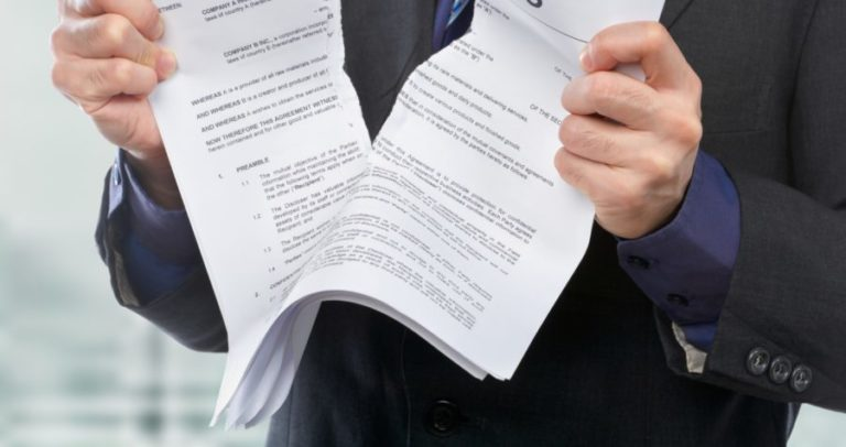 оспаривание договоров